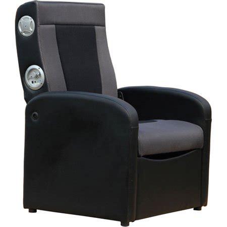 Gaming Ottoman by X Rocker Storage Flip Gaming Chair 2 0 Black Gray