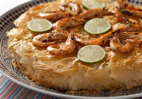 morocan cuisine moroccan fish pastilla