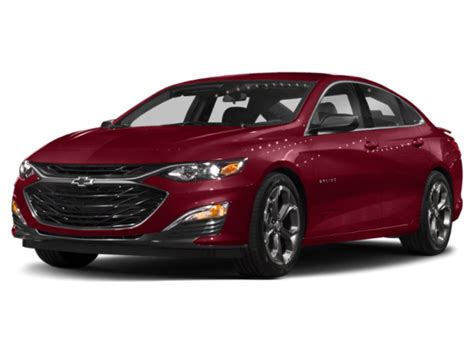 Build And Price Your 2019 Chevrolet Malibu