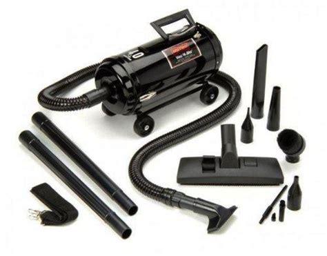 Most Powerful Vacuum Cleaner by Metro Vac N Blo Portable Vacuum Car Cleaning Guru