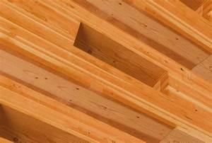 Pregi e difetti delle travi in legno lamellare Scelta Travi Travi in legno lamellare: quali