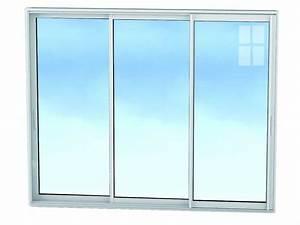 Dimension Baie Coulissante 2 Vantaux : baie vitr e 3 vantaux dimension standard baie coulissante dthomas ~ Melissatoandfro.com Idées de Décoration