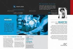 Brochure Layout Samples 21 Technology Brochures Sample Templates