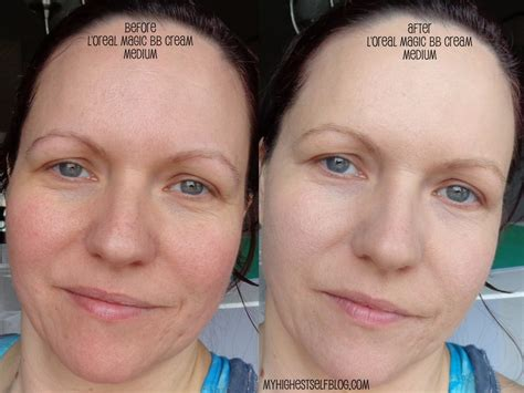 Review With Before And After Photos L'oreal Paris Magic
