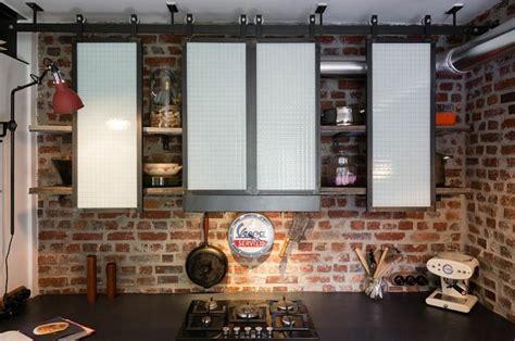 Industrial Design Le by Cuisine Style Industriel Une Beaut 233 Authentique