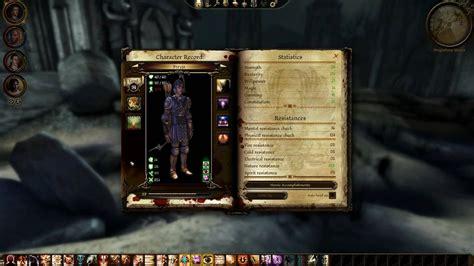 dragon age origins build rogue assassin hello usa skills inquisition archer