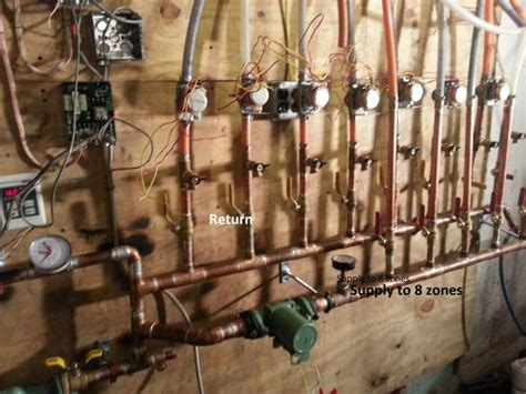 boiler secondary primary water heating boilers steam problem systems doityourself zones sponsored links