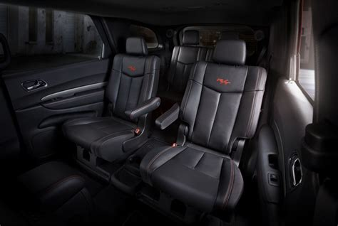 Dodge Durango Captains Seats by Gallery The 2014 Durango Seats Seven And Second Row