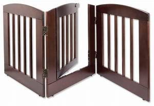 three panel dog gate with door traditional dog gates With 4 panel dog gate