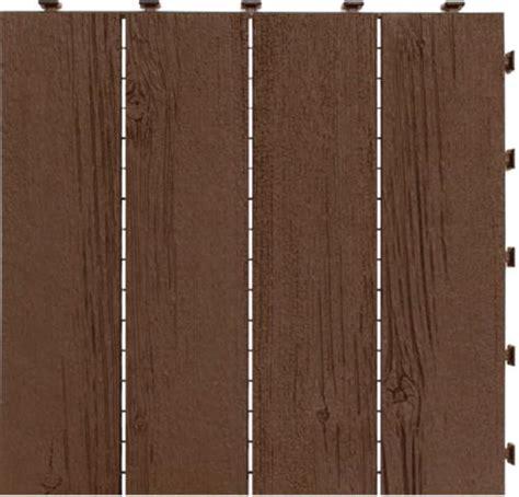 Menards Rubber Wood Flooring by 18 Quot X 18 Quot Rubber Barn Board Interlocking Tile At Menards 174