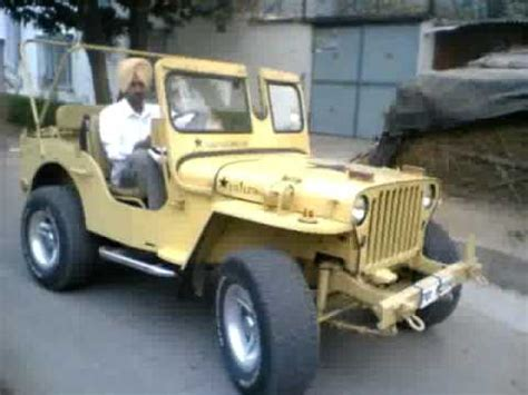 jeep landi landi jeep gill hardeep youtube