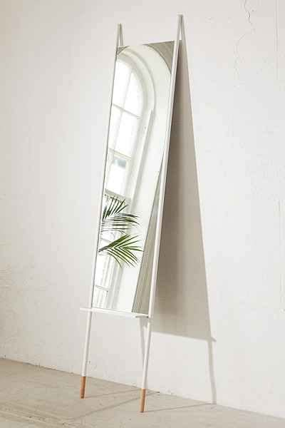 floor mirror outfitters liza tapered mirror awesome stuff urban outfitters and 120