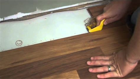 shaw flooring how to install shaw laminate flooring installation youtube