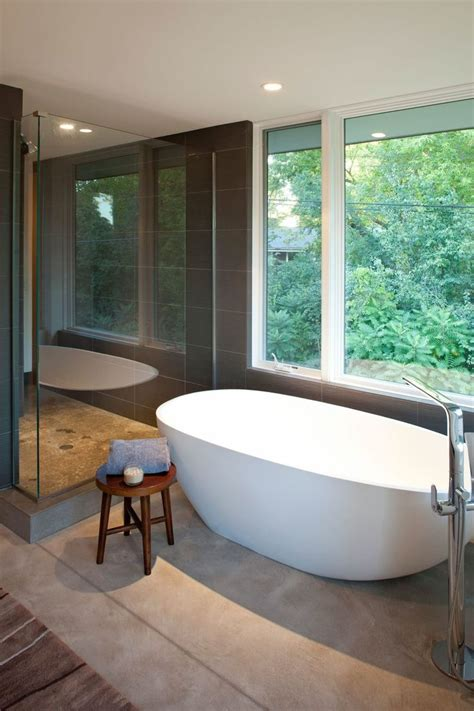 Shower Tub Ideas by 17 Best Ideas About Freestanding Bathtub On