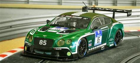 bentley continental gt nurburgring scalextric