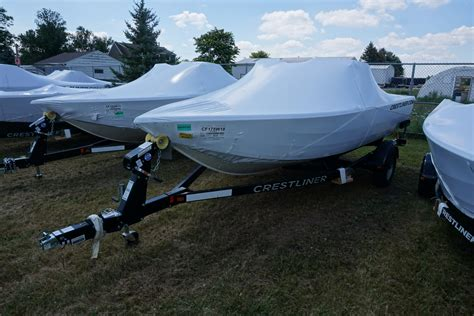 Crestliner Boats On Craigslist by Crestliner New And Used Boats For Sale In Wi