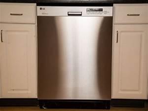 Lg U0026 39 S Modern Dishwasher Has A Few Old-school Touches