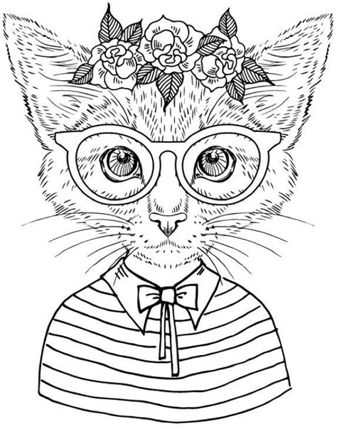 Really Cool Printable Coloring Pages by Best Coloring Books For Cat Color Sheets For