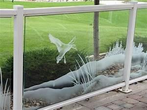 Zaun Aus Glas : sichtschutz aus glas die neusten tendenzen in 49 bilder ~ Michelbontemps.com Haus und Dekorationen