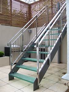 Outside Metal Staircase     Potracksmart Com
