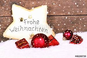 Wie Feiern Wir Weihnachten : frohe weihnachten stockfotos und lizenzfreie bilder auf bild 46288730 ~ Markanthonyermac.com Haus und Dekorationen