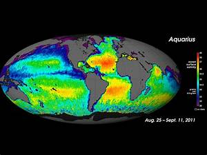NASA's 'Salt of the Earth' Aquarius Reveals First Map | NASA