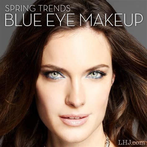 How To Do Blue Eye Makeup Right Beauty Pinterest Blue Eyes Makeup And Eye