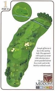 Yardage Book - The Meadows