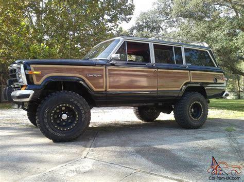 jeep wagoneer lifted truck jeep wagoneer classic