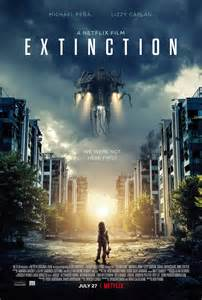 Movie Review   U0026quot Extinction U0026quot   2018