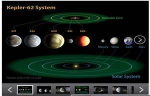 Kepler 62 solar system   Space   Pinterest