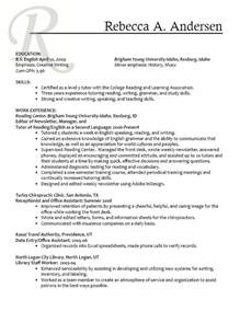 Exle Of Personal Skills On A Resume by Personal Skills Exles For Resume Haadyaooverbayresort