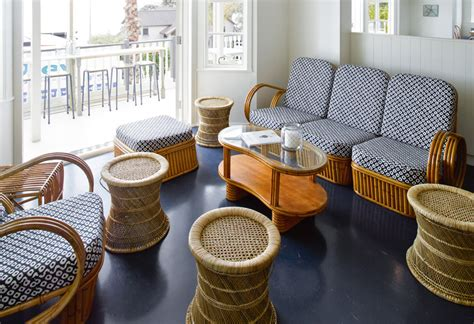 trend alert rattan furniture  modern    buy remodelista