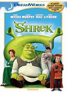 Shrek DVD Release Date