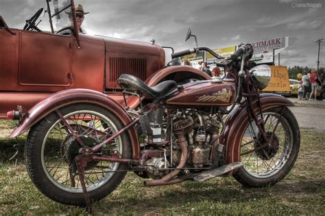 Vintage Motorcycles : Classic Indian Motorcycles