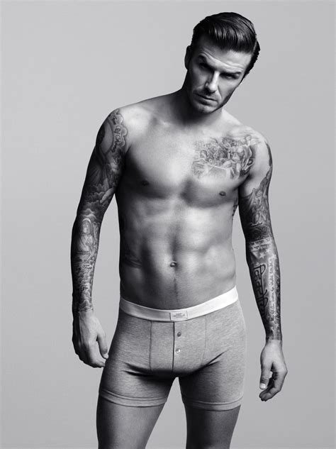 hm david beckham bodywear collection super bowl ad