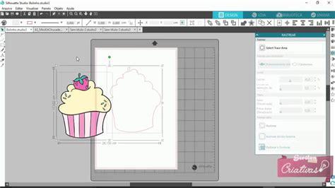 silhouette design studio aprenda a utilizar o silhouette studio v4