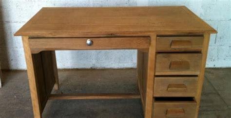 repeindre bureau bois revger com peindre un bureau décolier en bois idée