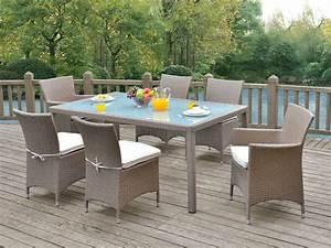Table A Manger Jardin : chaise salle a manger jardin ~ Melissatoandfro.com Idées de Décoration