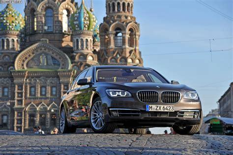 Bmw 7er Facelift 2012 Mehr Bilder Zum 750li F02 Lci In St