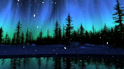 Moving Animated Wallpapers - falling snow animated wallpaper 57 images