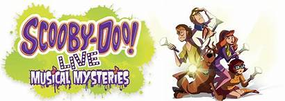 Doo Scooby Mysteries Musical Clipart Transparent Mystery