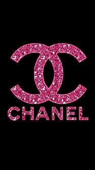 Pink coco chanel Logos