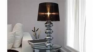Lampe A Poser Noire : console au style baroque tr s maqu mais travaill avec l gance ~ Teatrodelosmanantiales.com Idées de Décoration