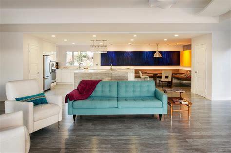 Spojení kuchyně s obývacím pokojem | Living.cz