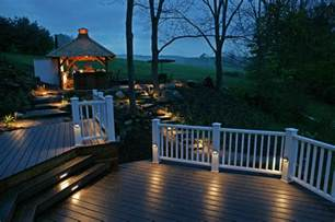 Yard Bright Landscape Lighting