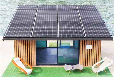 energie solaire pour chalet solaire box le chalet bois photovolta 239 que