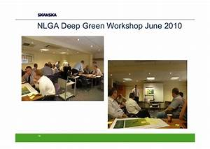 Workshop skanska