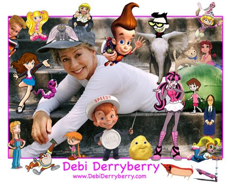 Jimmy Neutron (debi Derryberry) Voice Over Animation