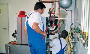 Gasheizung Pflege Und Wartung by Bauen Selbst De